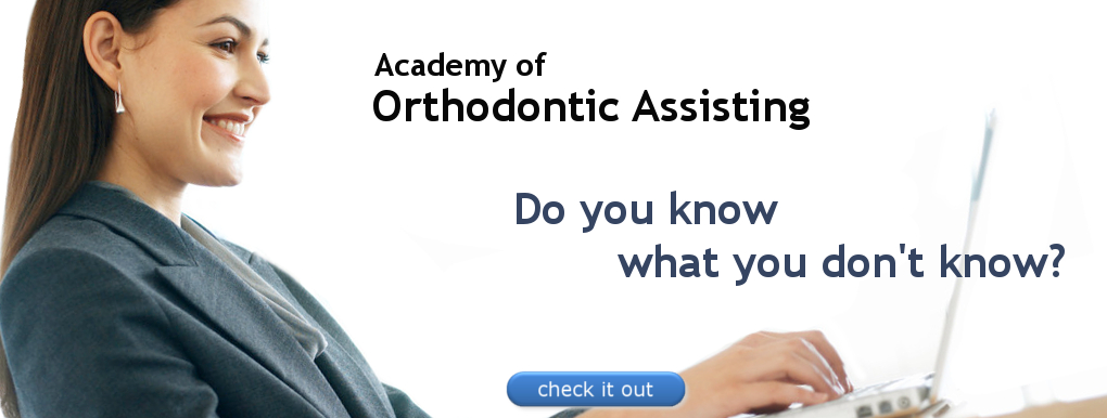 Academy of Orthodontic Assisting