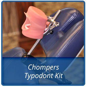 Chompers Typodont Kit - Trapezio