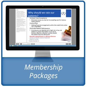 Membership Packages - Trapezio
